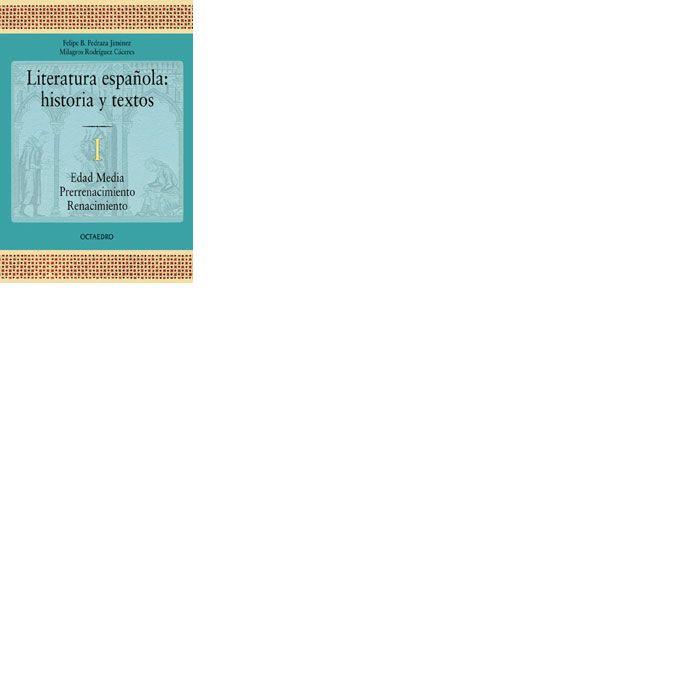 Literatura española historia 1