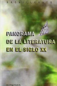 Panorama de la literatura en el s.xx