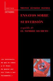 Ensayos sobre subversion