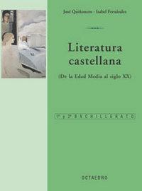 Literatura castellana nb 2003