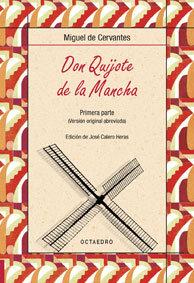Don quijote de la mancha 1ªparte antologia bb