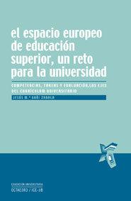 Espacio europeo de educacion