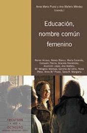 Educacion nombre comun femenino