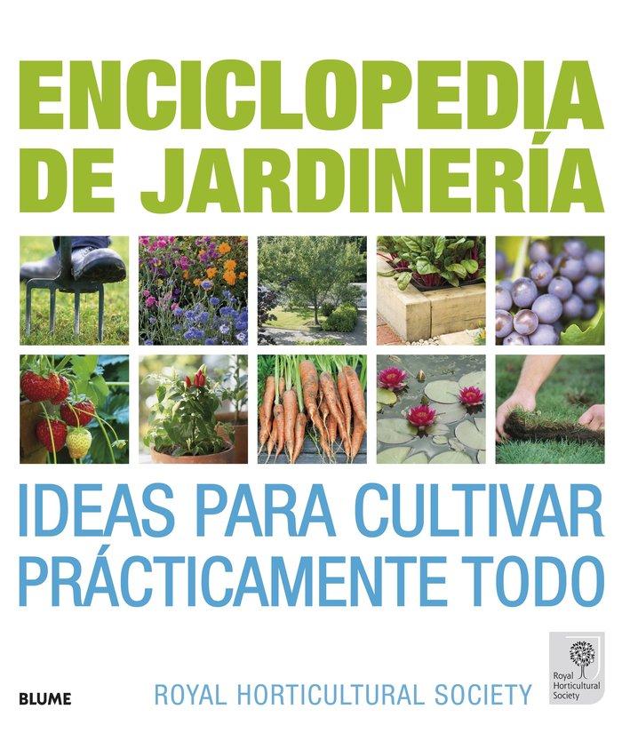 Enciclopedia de jardineria ideas para cultivar