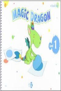 Magic dragon 1 3años 12