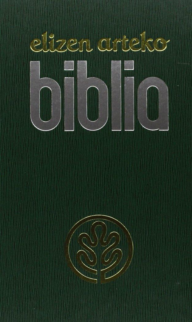 Elizen arteko biblia euskera +cd-rom