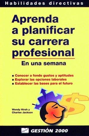 Aprenda a planificar su carrera profesio