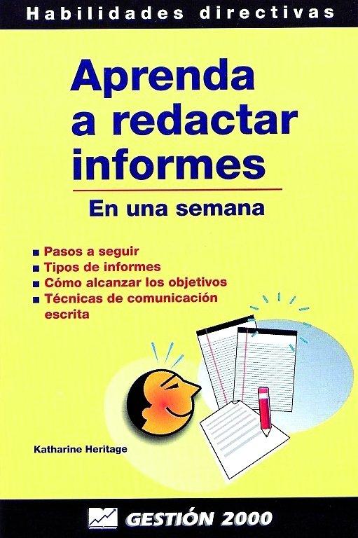 Aprenda a redactar informes