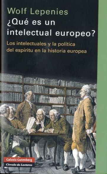 Que es un intelectual europeo