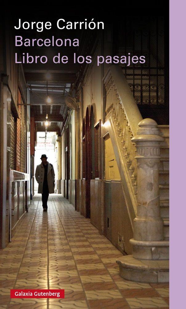 Barcelona el libro de los pasajes