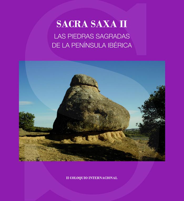 Sacra saxa ii las piedras sagradas de la