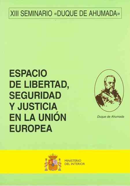 Espacio de libertad seguridad y justicia