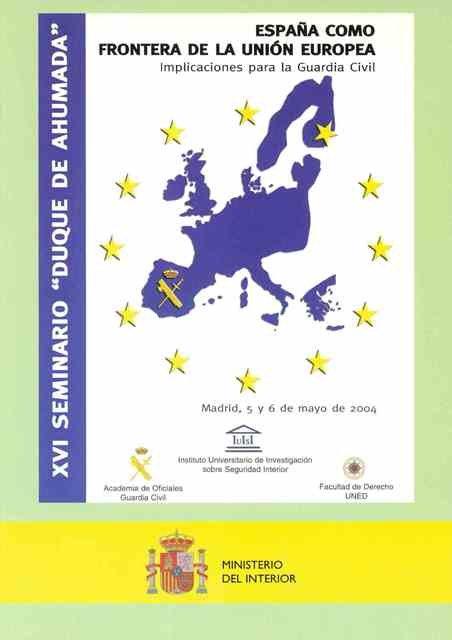 España como frontera de la union europea