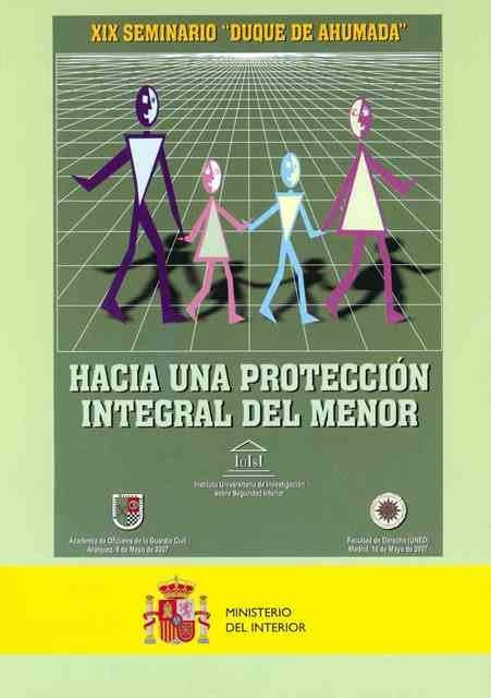 Hacia una proteccion integral del menor