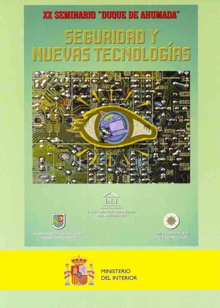 Seguridad y nuevas tecnologias