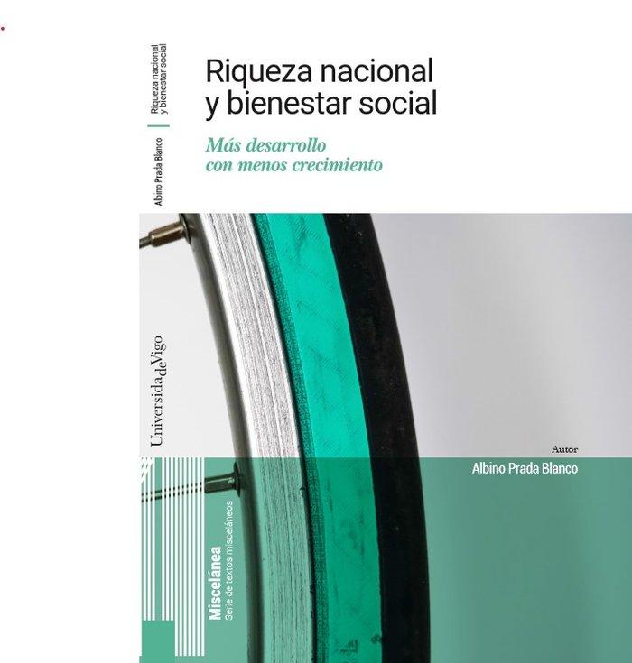 Riqueza nacional y bienestar social