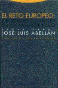 Reto europeo identidades culturales