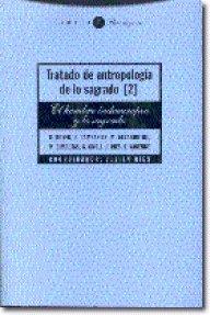 Tratado antropologia sagrado ii