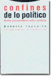 Confines de lo politico