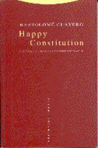 Happy constitucion