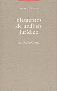 Elementos analisis juridico 5ºed