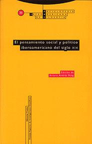 Pensamiento social polit.iberoam.s xix