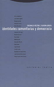 Identidades comunitarias y democracia