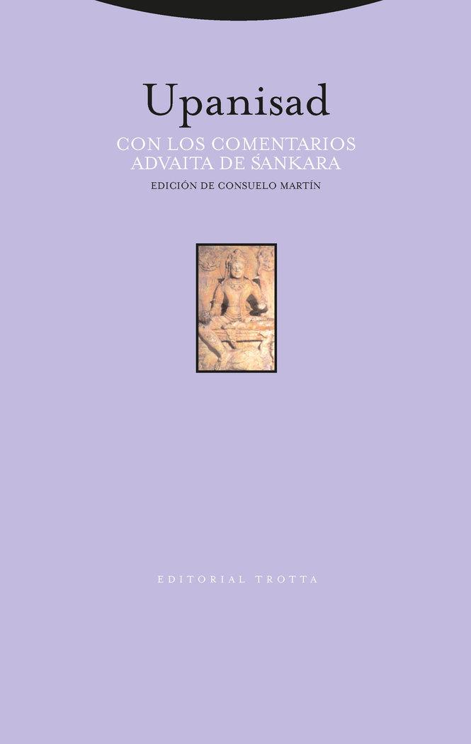 Upanisad con los comentarios advaita sankara