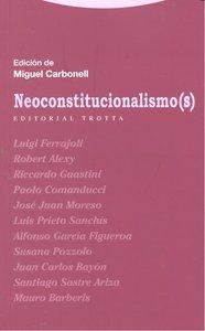 Neoconstitucionalismo 4ªed