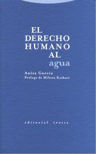 Derecho humano al agua,el