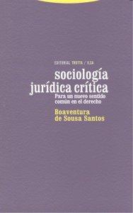 Sociologia juridica critica rtca