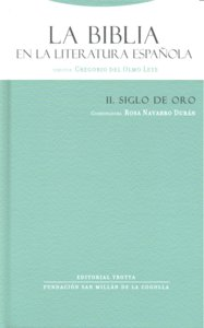 Biblia en la literatura española ii siglo de oro