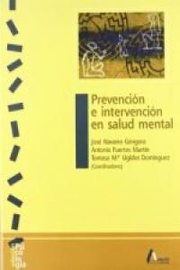 Prevencion intervencion salud mental