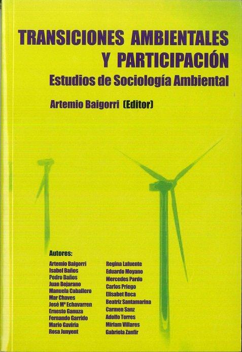 Transiciones ambientales y participacion