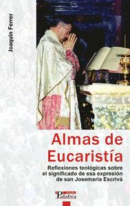 Almas de eucaristia