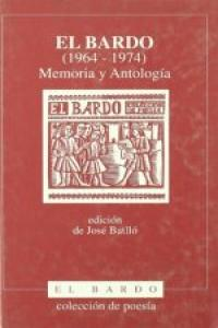 Bardo memoria antologia 1964 1974