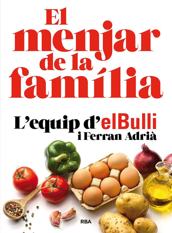 Menjar de la familia,el nueva edicion catalan