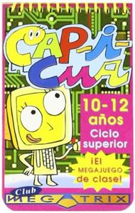 Capicua 10-12 club megatrix