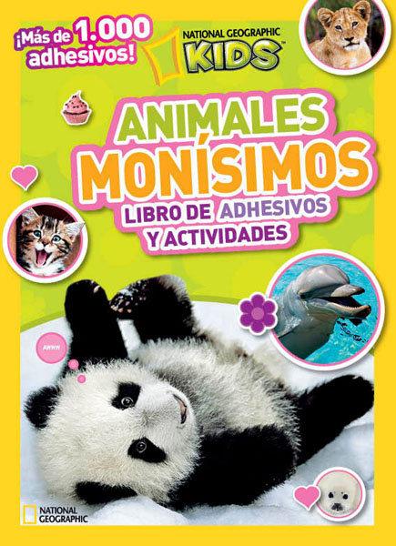 Animales monisimos