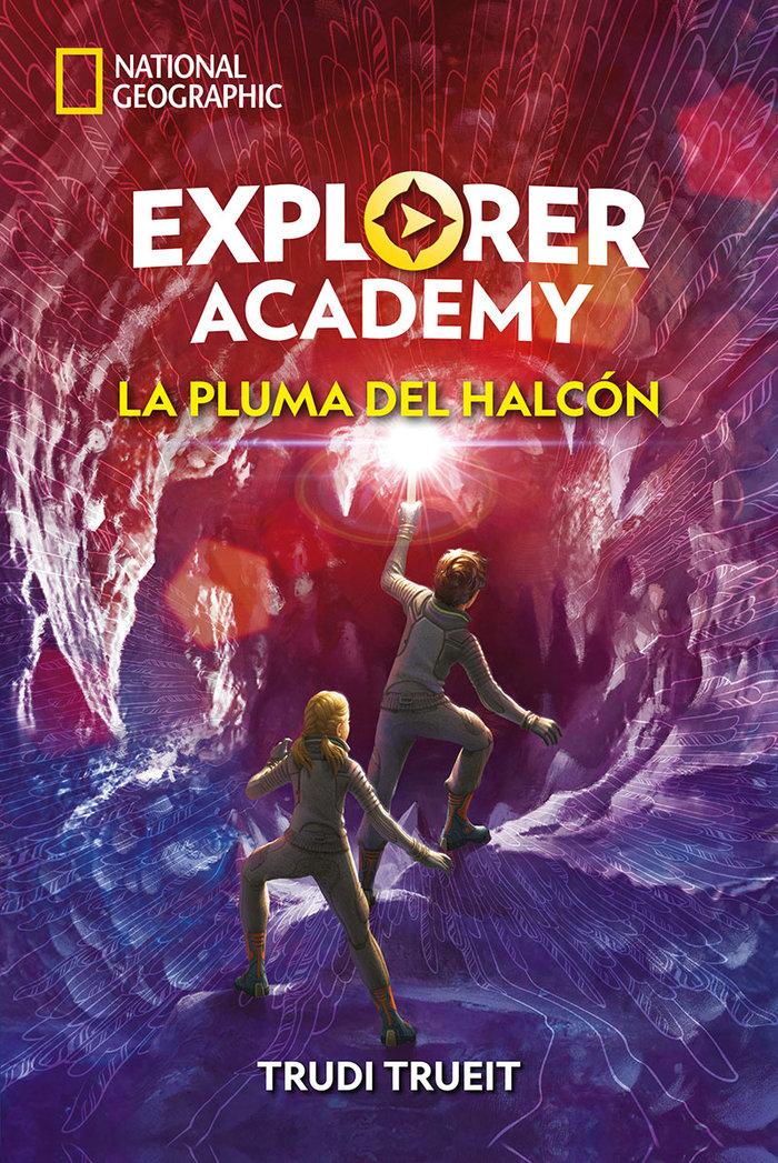 Explorer academy 2 la pluma del halcon