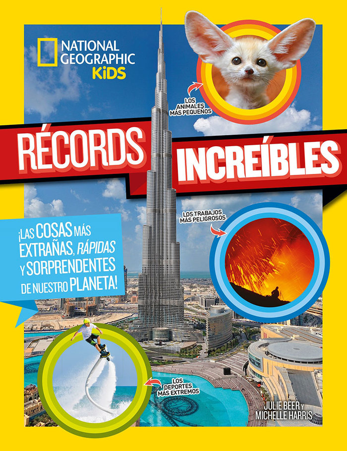 Records increibles