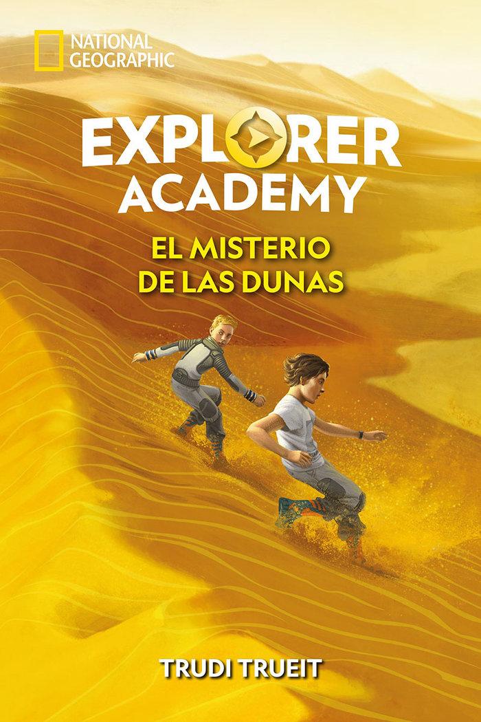 Explorer academy 4 el misterio de las dunas