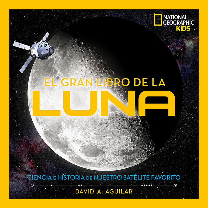 Luna the science ans stories of our moon