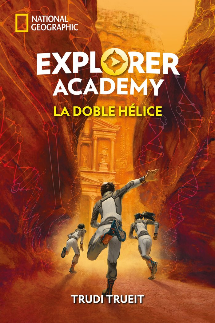 Explorer academy 3. la doble helice