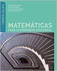 Matematicas para la ingenieria con maple