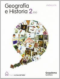 Geografia historia 2ºeso casa saber 08