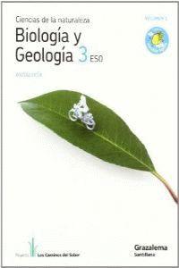 Biologia geologia 3ºeso caminos saber 11