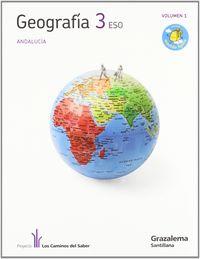 Geografia 3ºeso caminos saber 11