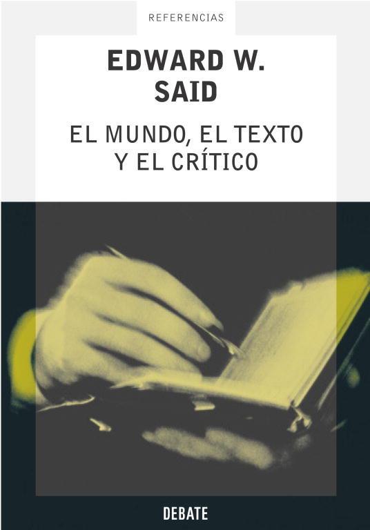 Mundo texto y critico