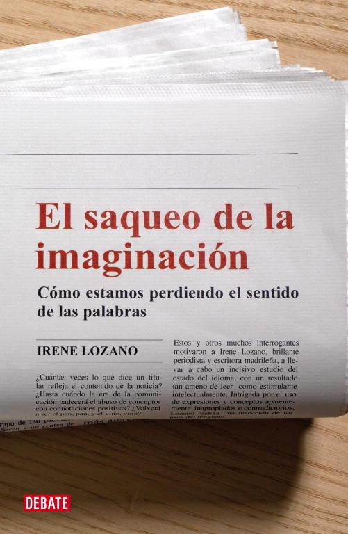 Saqueo de la imaginacion,el